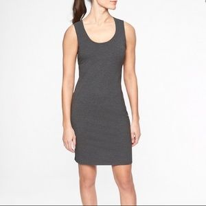 Athleta Black Rafina Dress  Large + Built in Bra